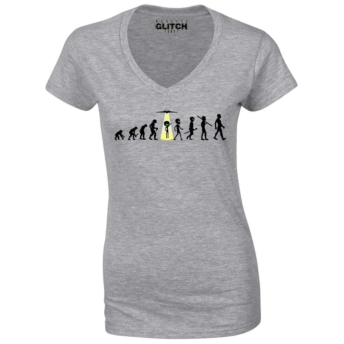 Reality Glitch Kids Zombie Evolution T-Shirt