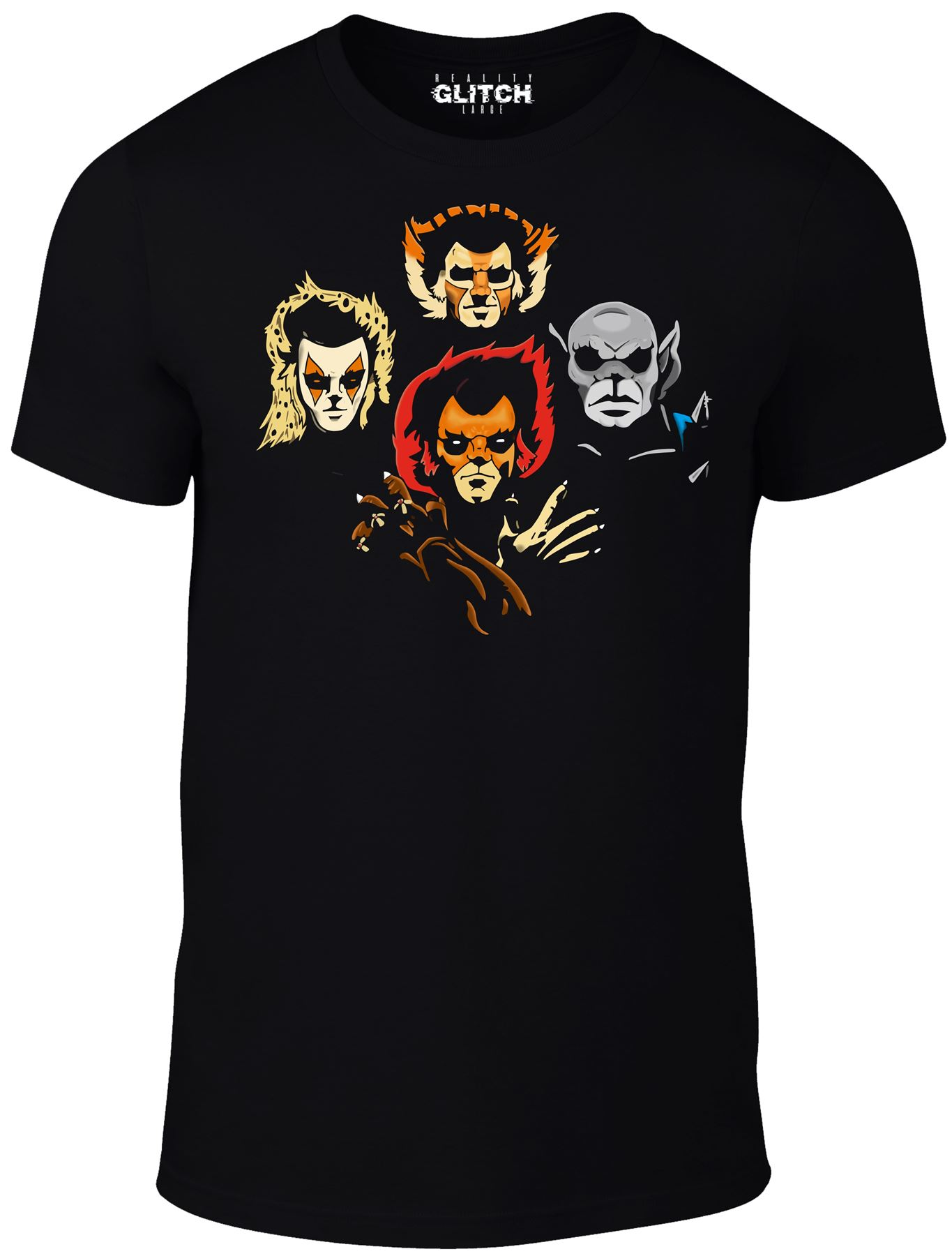Feline-Rhapsody-para-hombre-Camiseta-inspirado-en-Thunder-Gatos-Y-Reina