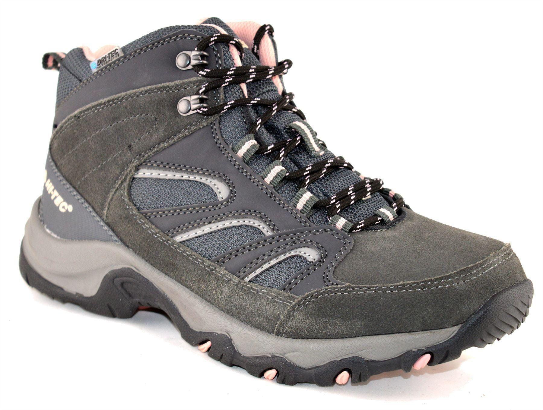 Awesome Womens NorthWest WaterProof Leather Lace Up Walking Hiking Boots UK Sizes 3 To 8 | EBay