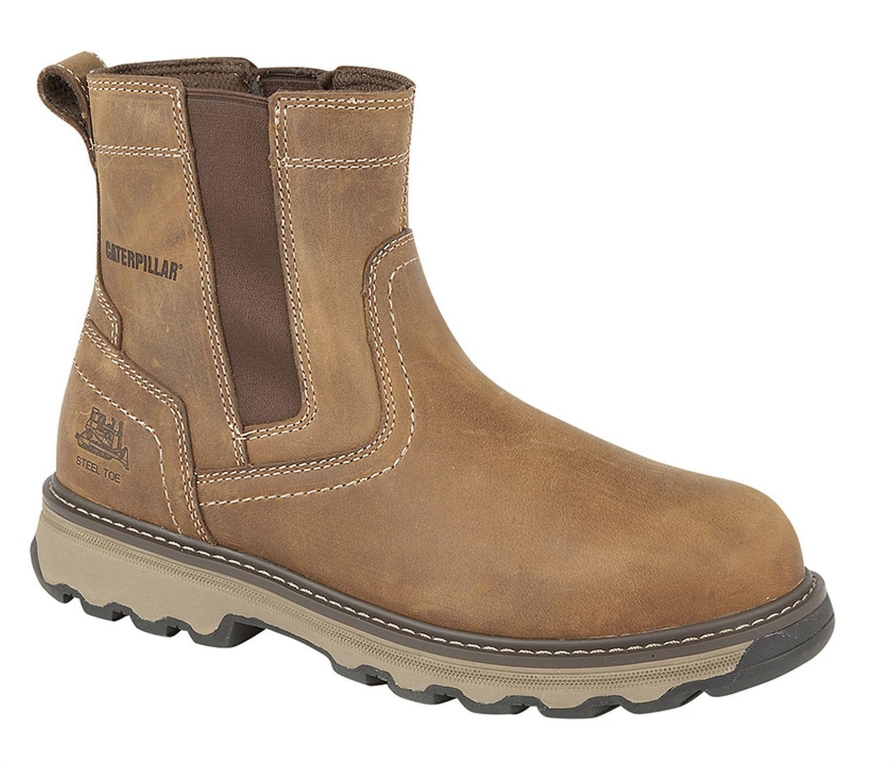 Mens Caterpillar Safety Boots
