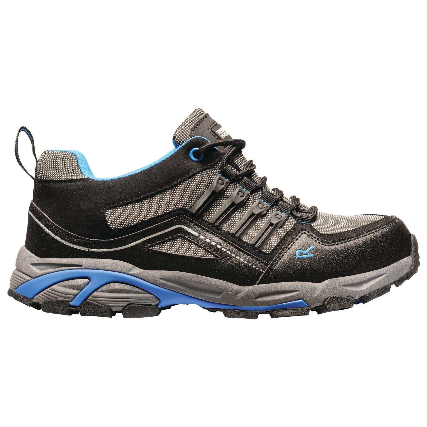 miniatuur 7 - Regatta Mens Work Safety Protective Shoes Steel Toe Cap Boots Workwear