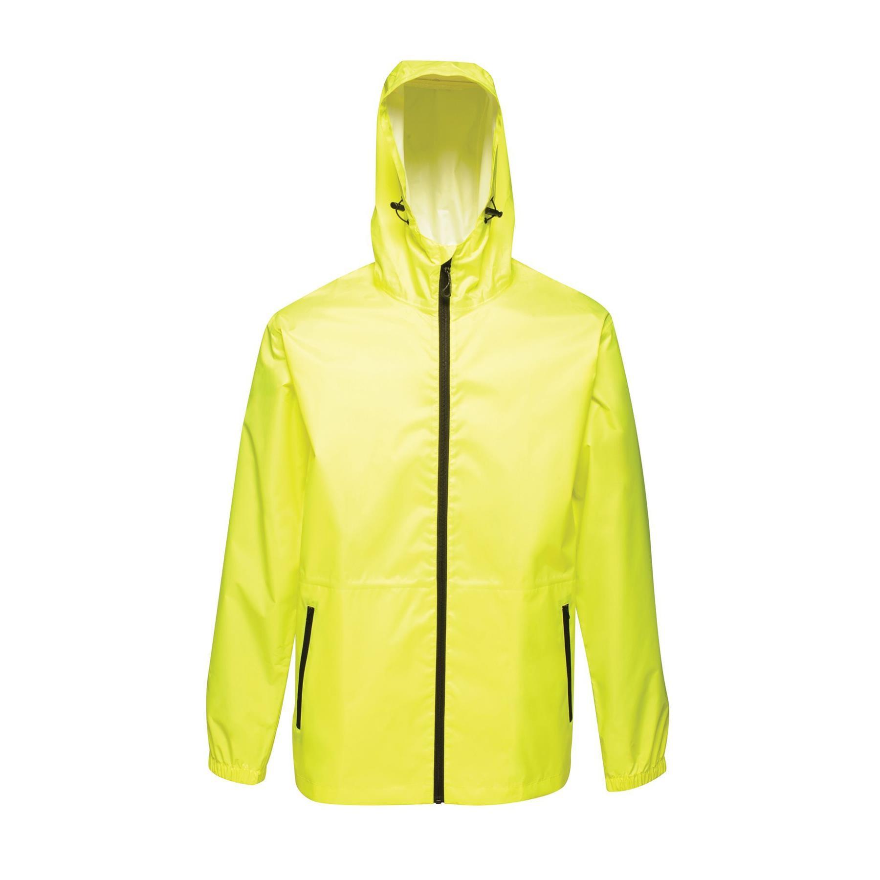 miniatuur 19 - Regatta Mens Pack-it In a bag Packable Waterproof Jacket Outdoor Pack a mac