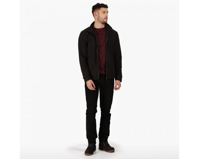 miniatuur 9 - Regatta Mens & Womens Parkline Full Zip Fleece Jacket Quick Drying Workwear