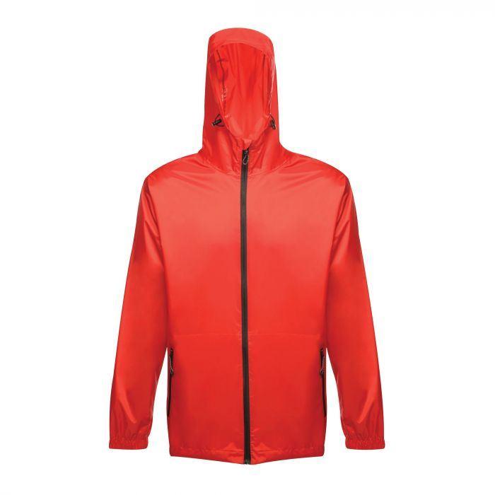 miniatuur 32 - Regatta Mens Pack-it In a bag Packable Waterproof Jacket Outdoor Pack a mac