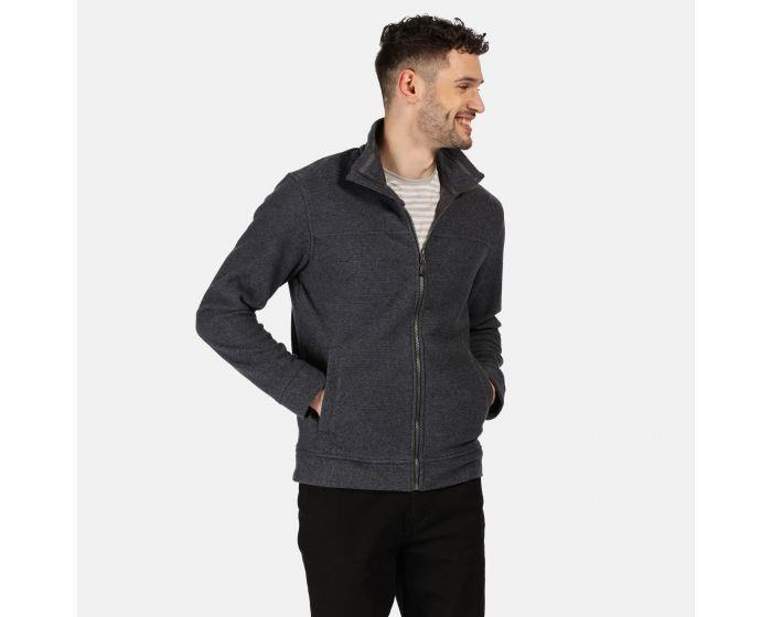 miniatuur 22 - Regatta Mens & Womens Parkline Full Zip Fleece Jacket Quick Drying Workwear