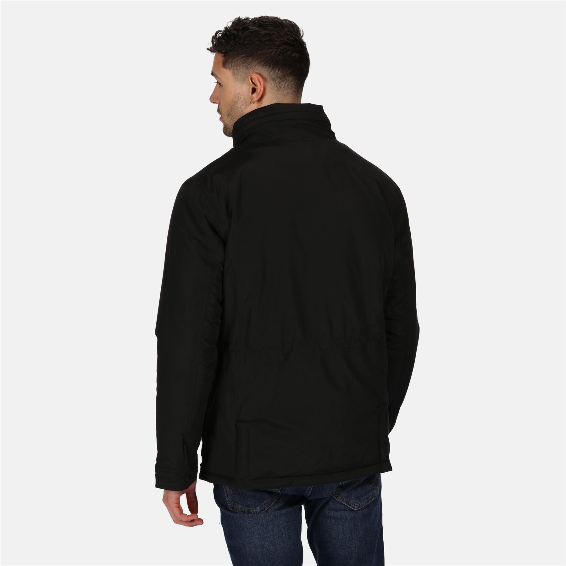 miniatuur 6 - Regatta Mens Rawson Waterproof Breathable Insulated Jacket Coat