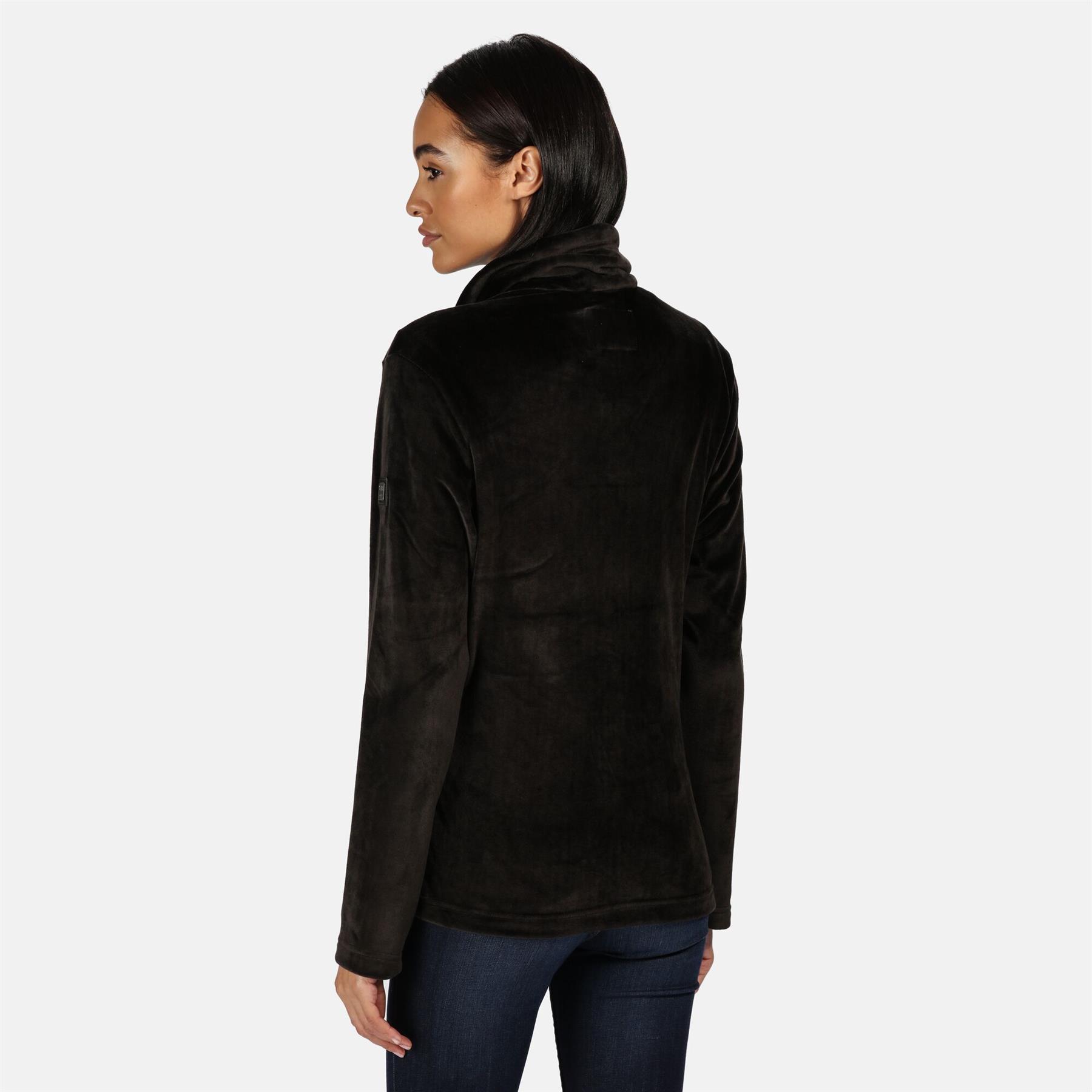 Regatta Hermilla Full Zip Fleece with Two Lower Welt Pockets Forro Polar Mujer