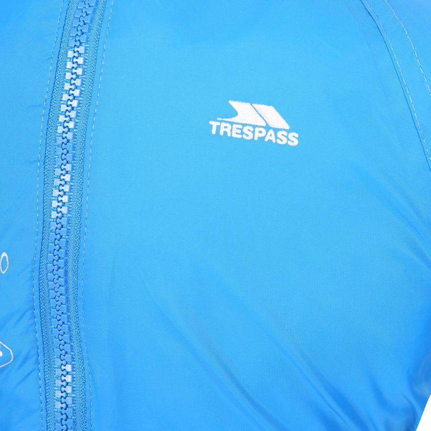 miniatuur 4 - Trespass Babies Infants Dripdrop Padded Waterproof Outdoor Puddle Suit Rain Suit