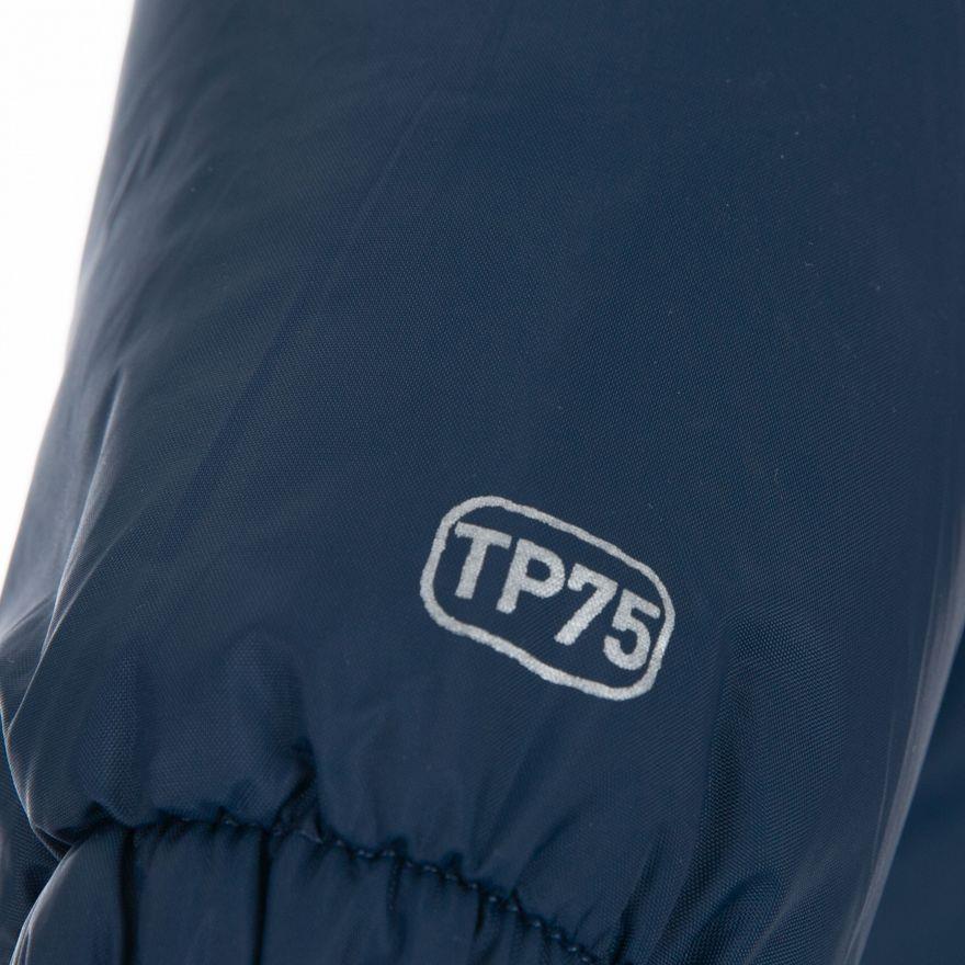 miniatuur 9 - Trespass Babies Infants Dripdrop Padded Waterproof Outdoor Puddle Suit Rain Suit