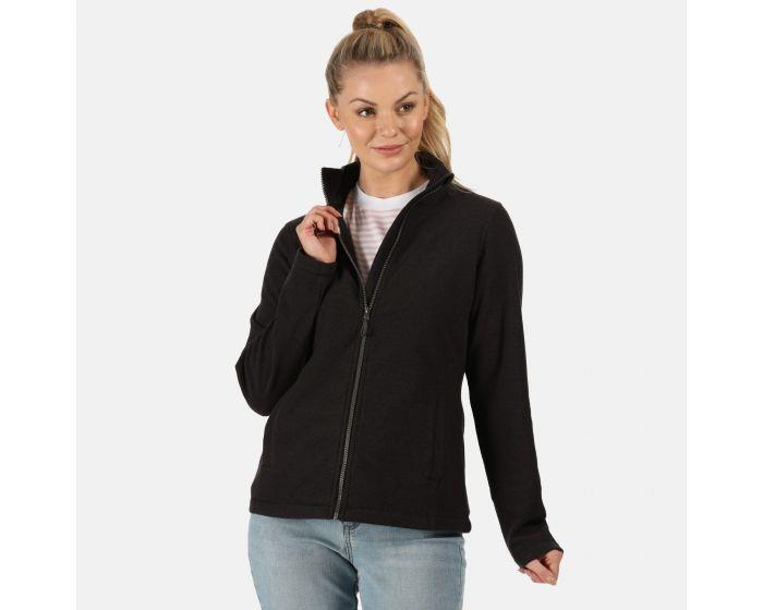 miniatuur 10 - Regatta Mens & Womens Parkline Full Zip Fleece Jacket Quick Drying Workwear