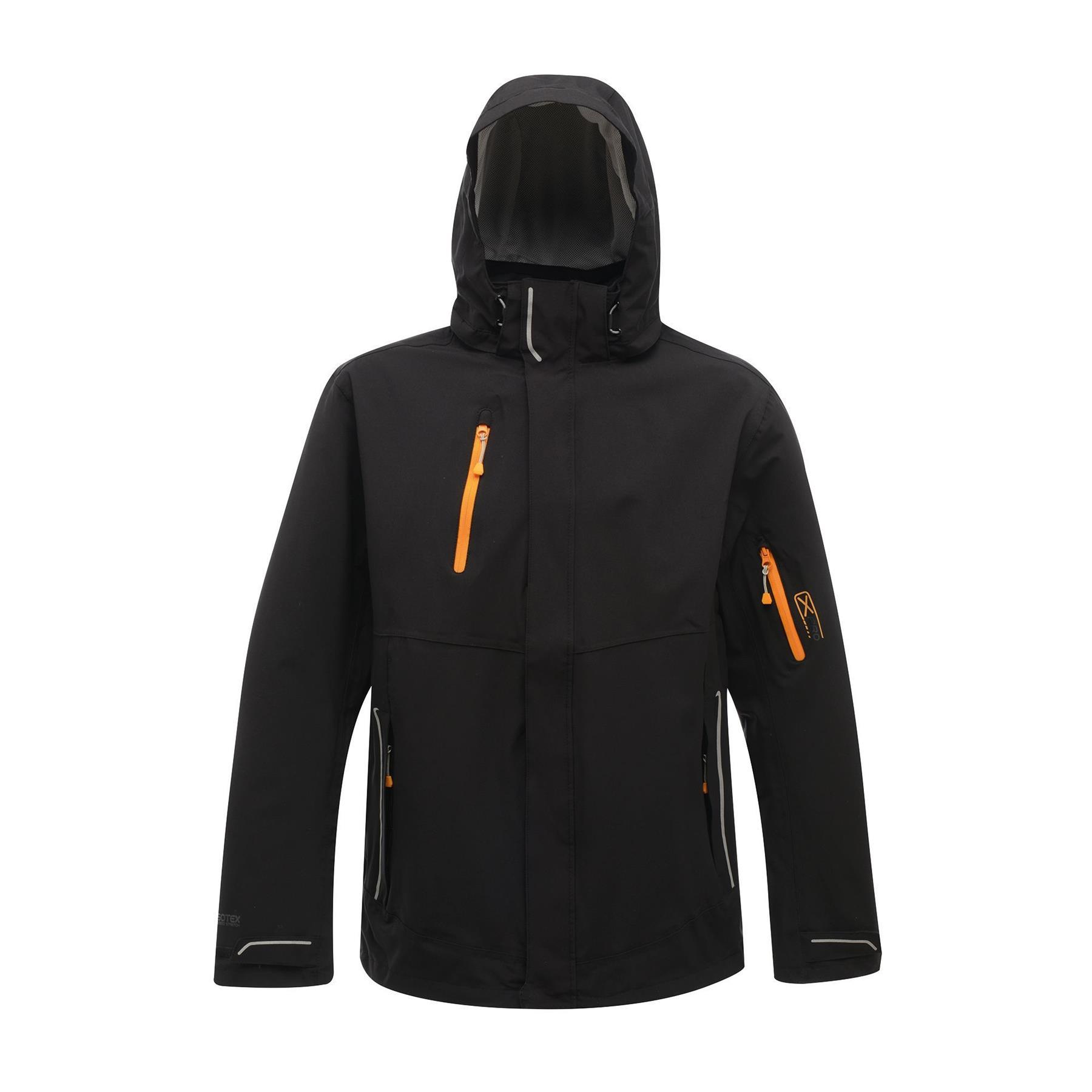 miniatuur 6 - Regatta Mens X-Pro Exosphere Stretch Waterproof Hooded Jacket