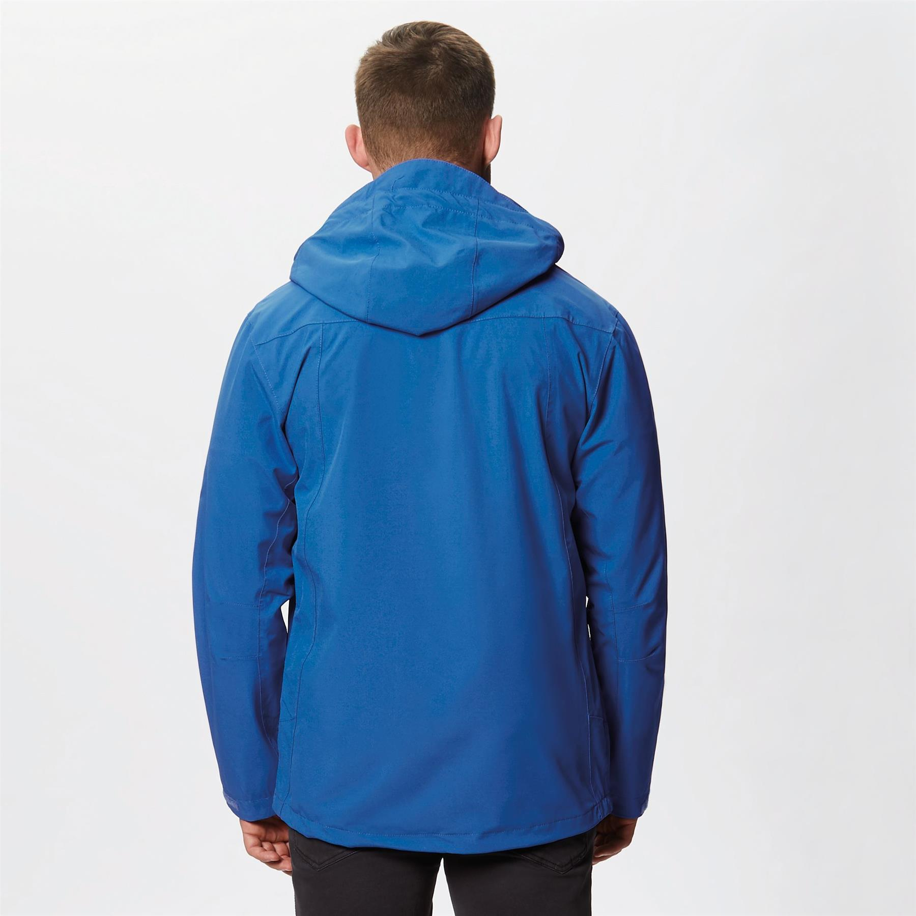 miniatuur 8 - Regatta Mens X-Pro Exosphere Stretch Waterproof Hooded Jacket