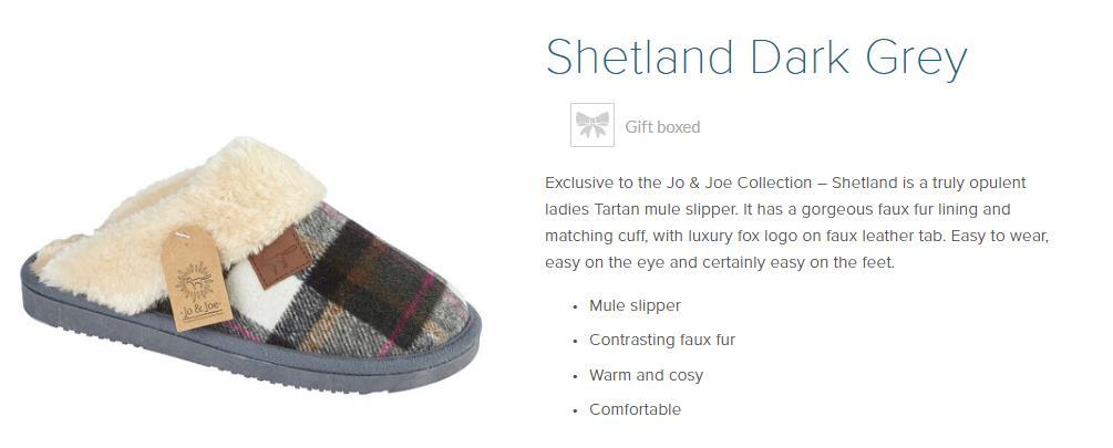 miniatuur 17 - Jo & Joe Womens Luxury Slippers Winter Warm Fur Slip On Flat Mule Bootie Girls