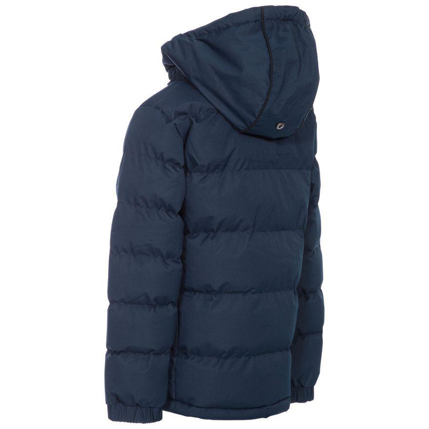 miniatuur 5 - Trespass Tuff Boys Puffa Jacket Padded School Coat Childs Childrens 2-13 Years