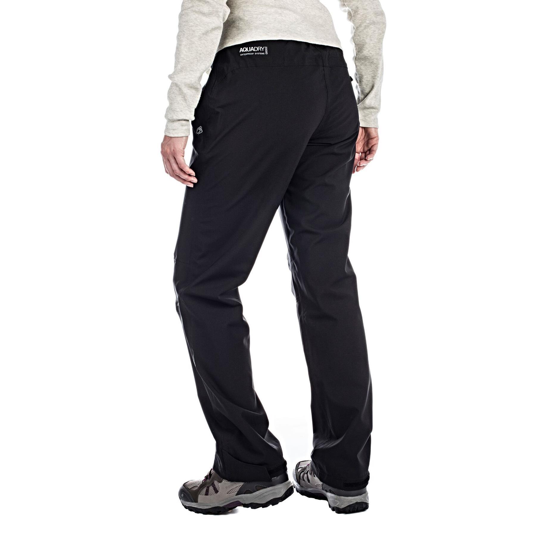 miniatuur 4 - Craghoppers Womens Aysgarth Waterproof Stretch Trousers