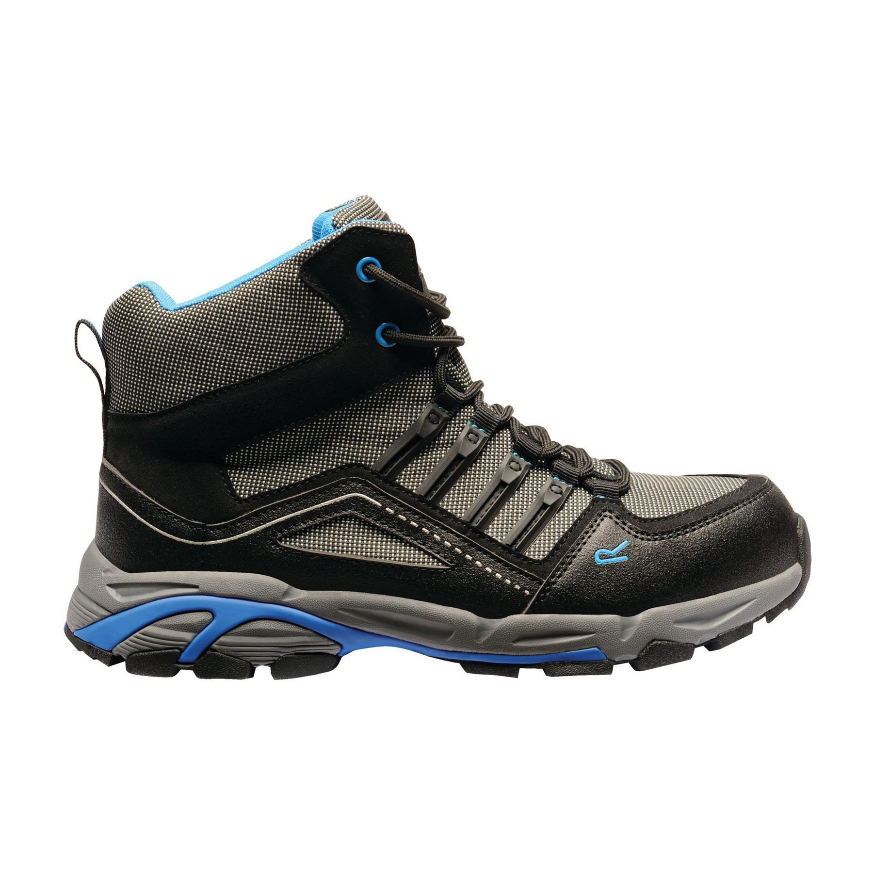 miniatuur 4 - Regatta Mens Work Safety Protective Shoes Steel Toe Cap Boots Workwear