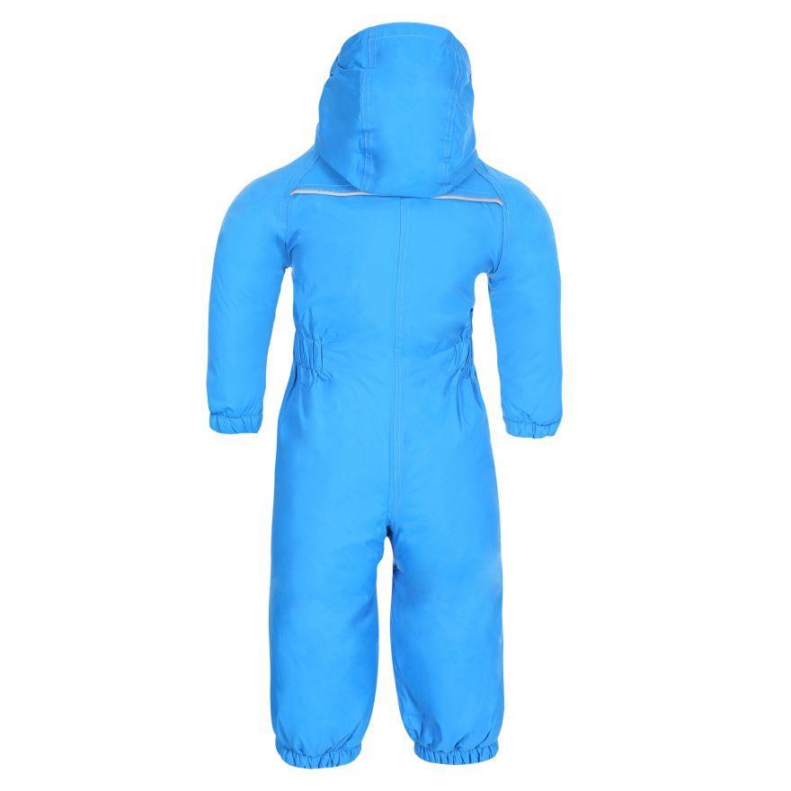 miniatuur 3 - Trespass Babies Infants Dripdrop Padded Waterproof Outdoor Puddle Suit Rain Suit