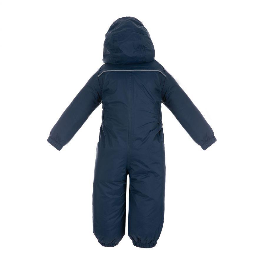 miniatuur 8 - Trespass Babies Infants Dripdrop Padded Waterproof Outdoor Puddle Suit Rain Suit