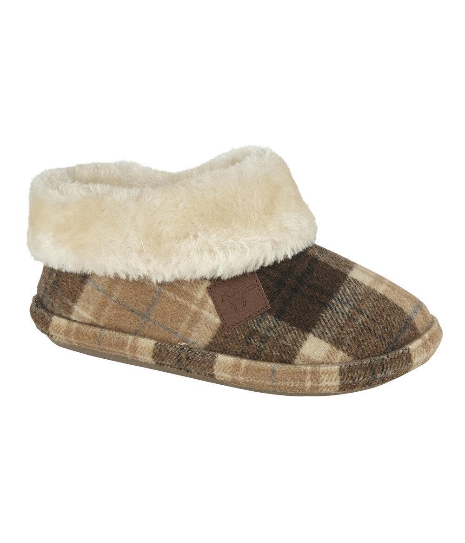 miniatuur 14 - Jo & Joe Womens Luxury Slippers Winter Warm Fur Slip On Flat Mule Bootie Girls