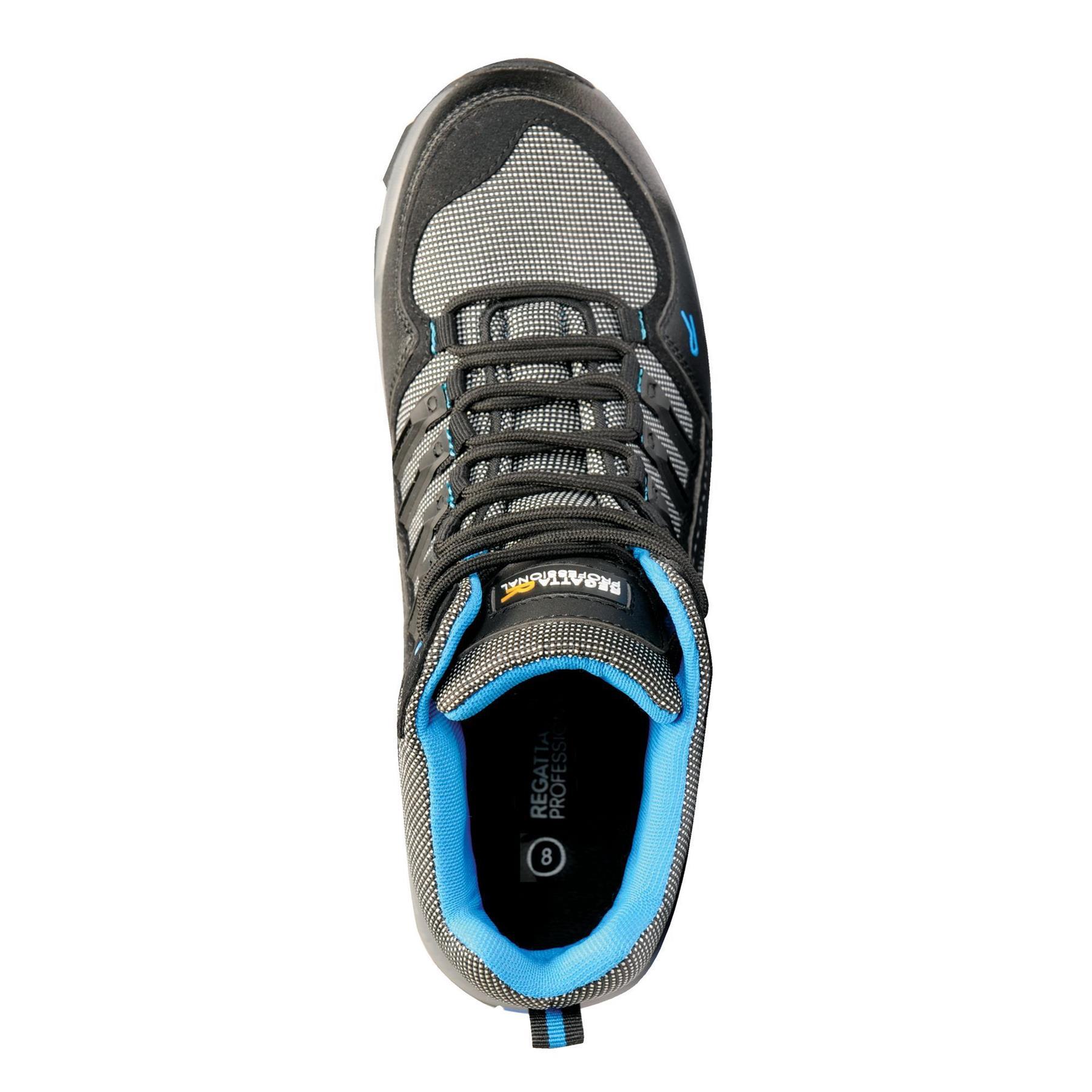 miniatuur 8 - Regatta Mens Work Safety Protective Shoes Steel Toe Cap Boots Workwear