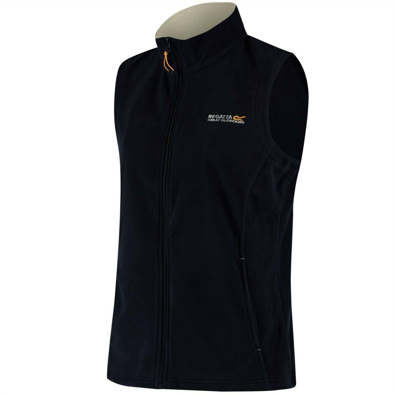 miniatuur 15 - Regatta Womens Sweetness Full Zip Micro Fleece Casual Bodywarmer Waistcoat