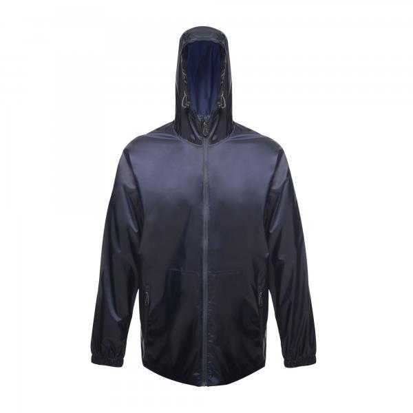 miniatuur 34 - Regatta Mens Pack-it In a bag Packable Waterproof Jacket Outdoor Pack a mac
