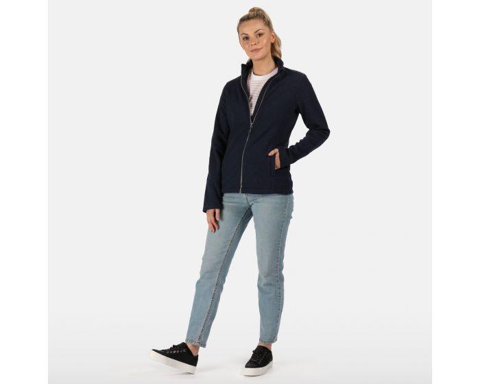 miniatuur 19 - Regatta Mens & Womens Parkline Full Zip Fleece Jacket Quick Drying Workwear