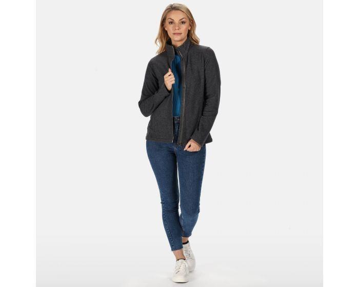 miniatuur 26 - Regatta Mens & Womens Parkline Full Zip Fleece Jacket Quick Drying Workwear