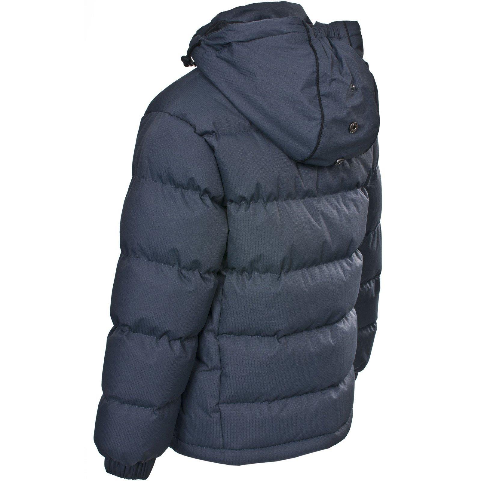 miniatuur 3 - Trespass Tuff Boys Puffa Jacket Padded School Coat Childs Childrens 2-13 Years