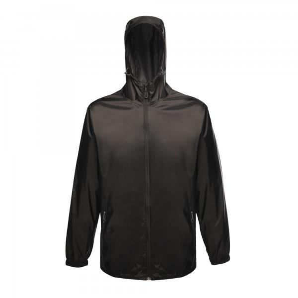 miniatuur 31 - Regatta Mens Pack-it In a bag Packable Waterproof Jacket Outdoor Pack a mac