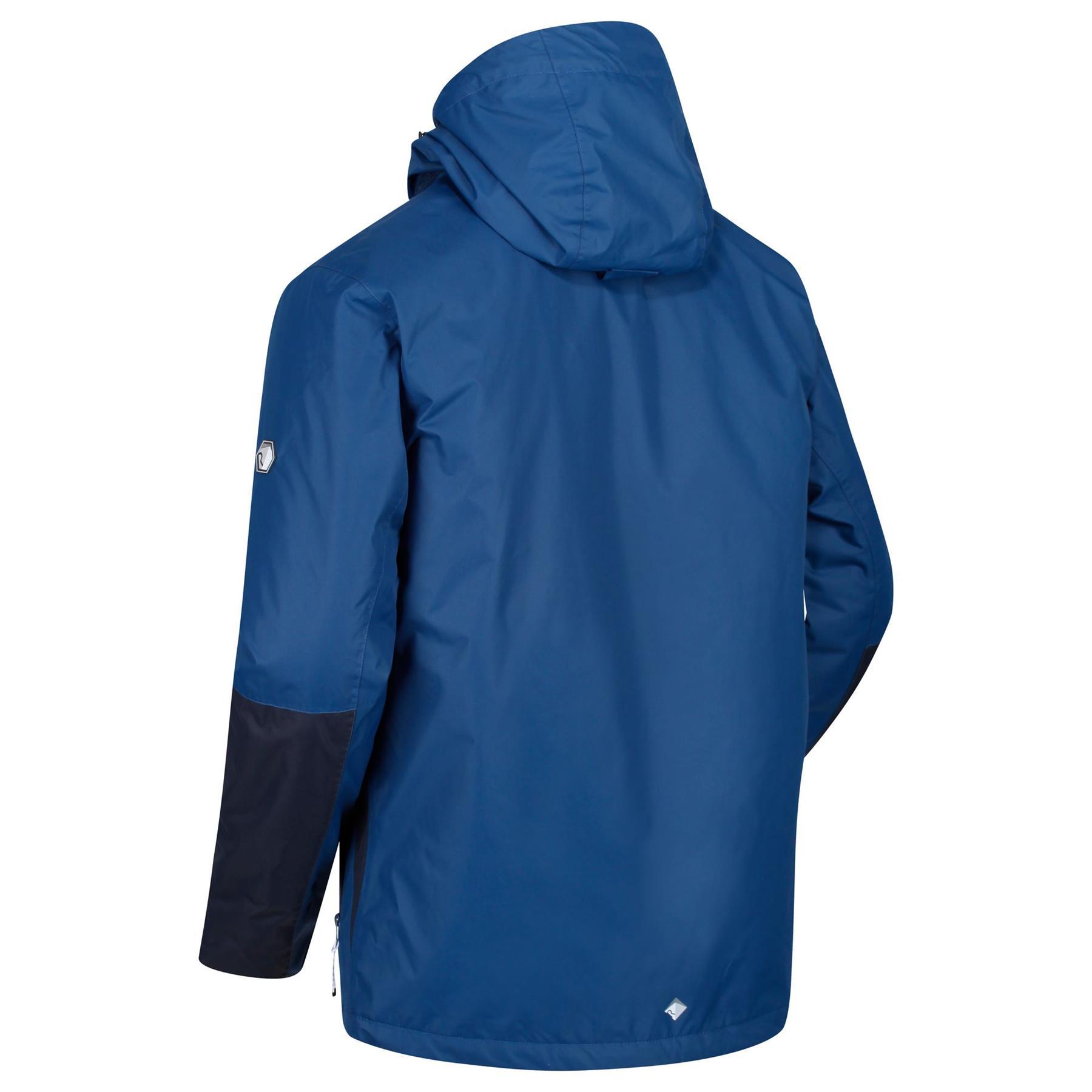 Regatta Mens Highside II Insulated Waterproof Jacket