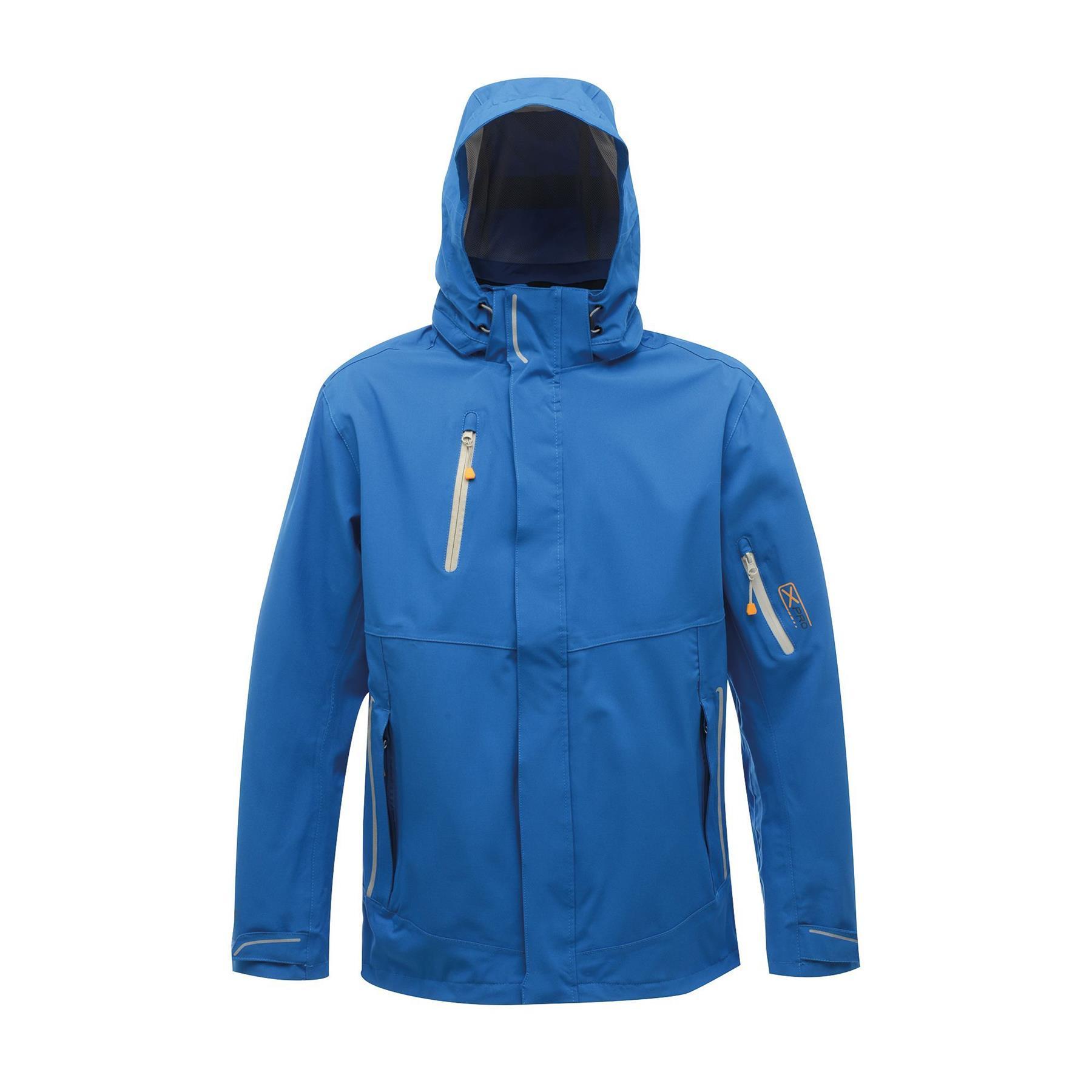 miniatuur 10 - Regatta Mens X-Pro Exosphere Stretch Waterproof Hooded Jacket