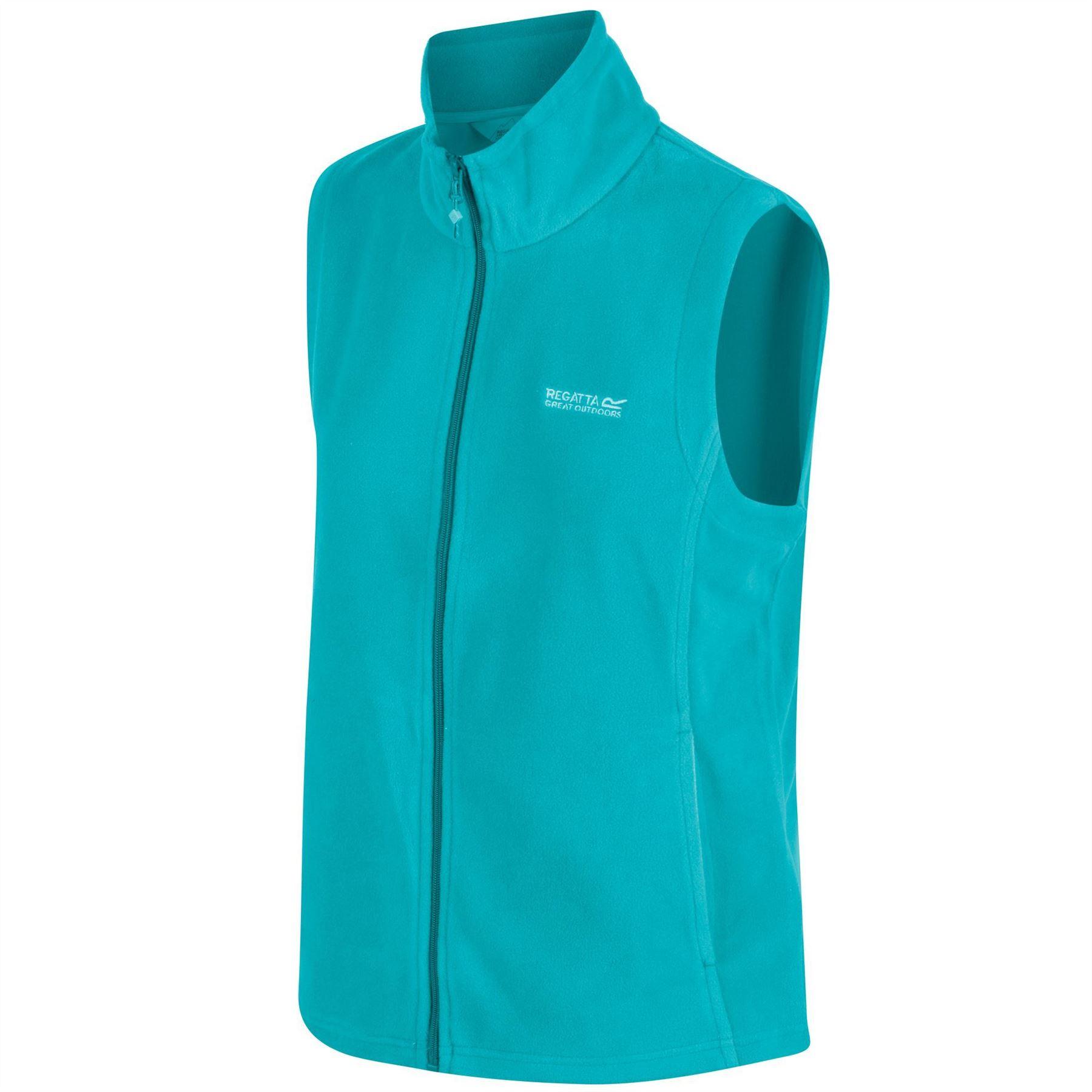 miniatuur 19 - Regatta Womens Sweetness Full Zip Micro Fleece Casual Bodywarmer Waistcoat