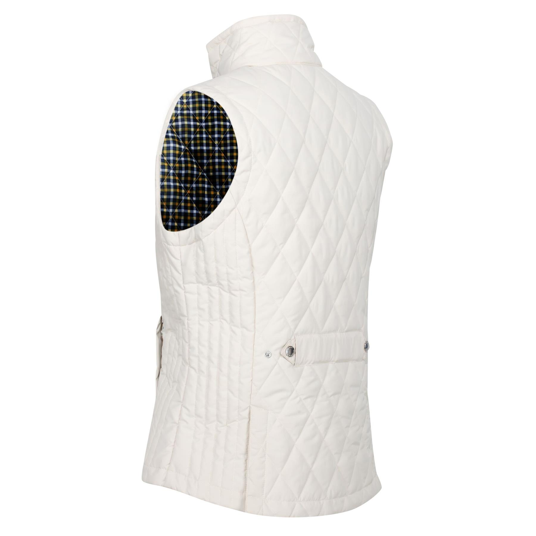 thumbnail 10 - Regatta Womens Charna Insulated Diamond Quilted Bodywarmer Vented Gilet