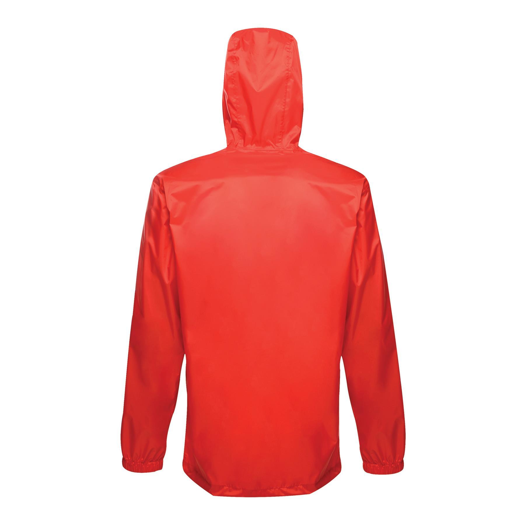 miniatuur 33 - Regatta Mens Pack-it In a bag Packable Waterproof Jacket Outdoor Pack a mac