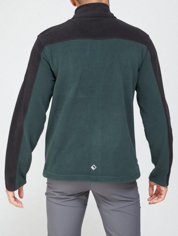 miniatuur 4 - Regatta Mens Fellard Fleece Jacket Full Zip Up Coat S M L XL 2XL 3XL 4XL