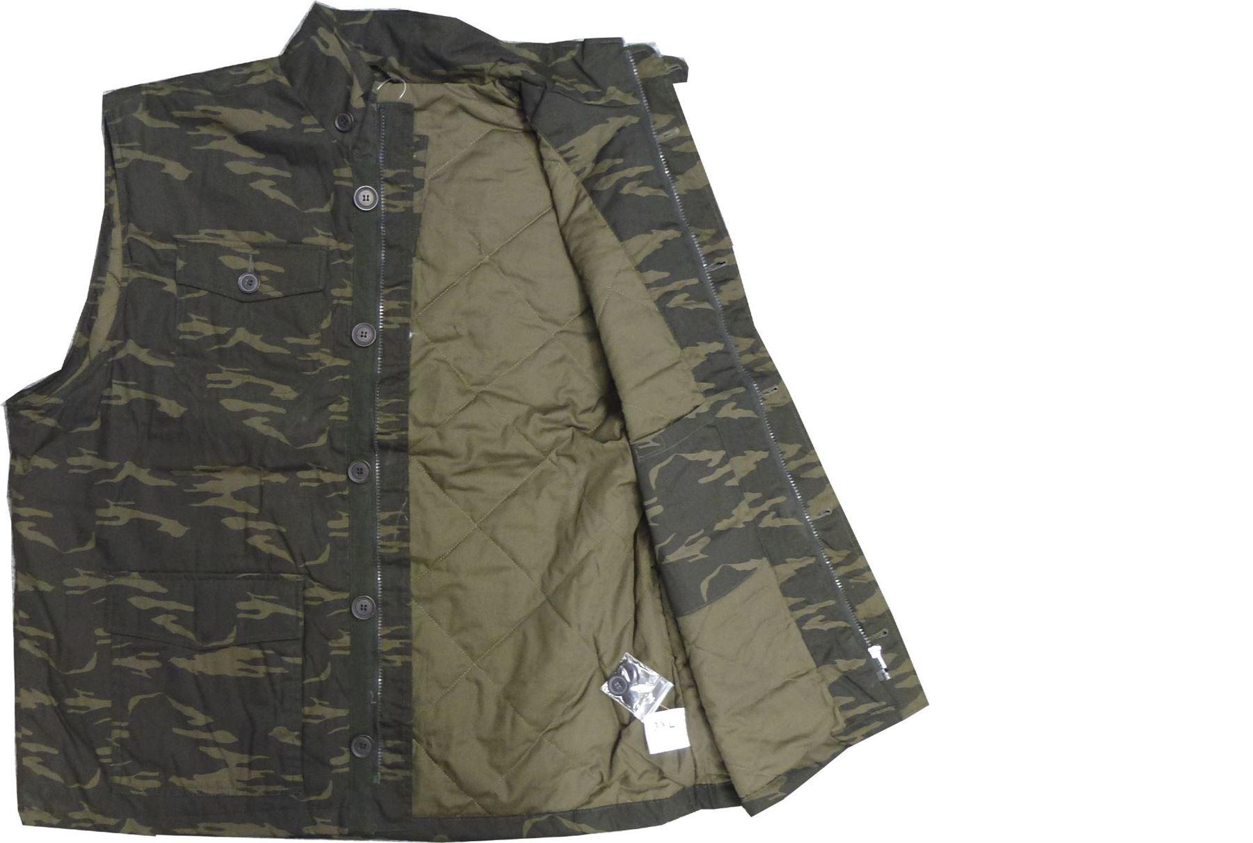 Espionage Oxford Military Coat 3XL to 8XL