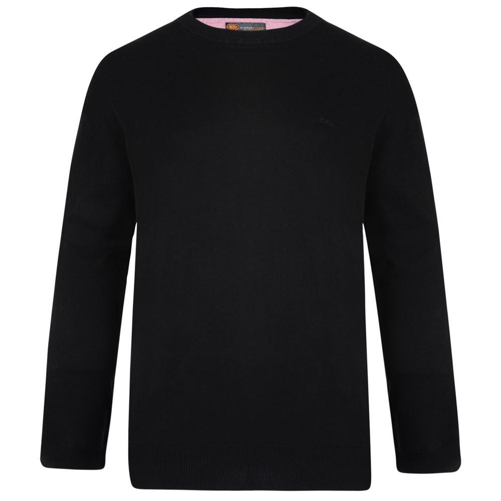 2019 Mode Kam Men's Premium Cotton Crew Neck Long Sleeved Knit Jumpers (54) Um Das KöRpergewicht Zu Reduzieren Und Das Leben Zu VerläNgern
