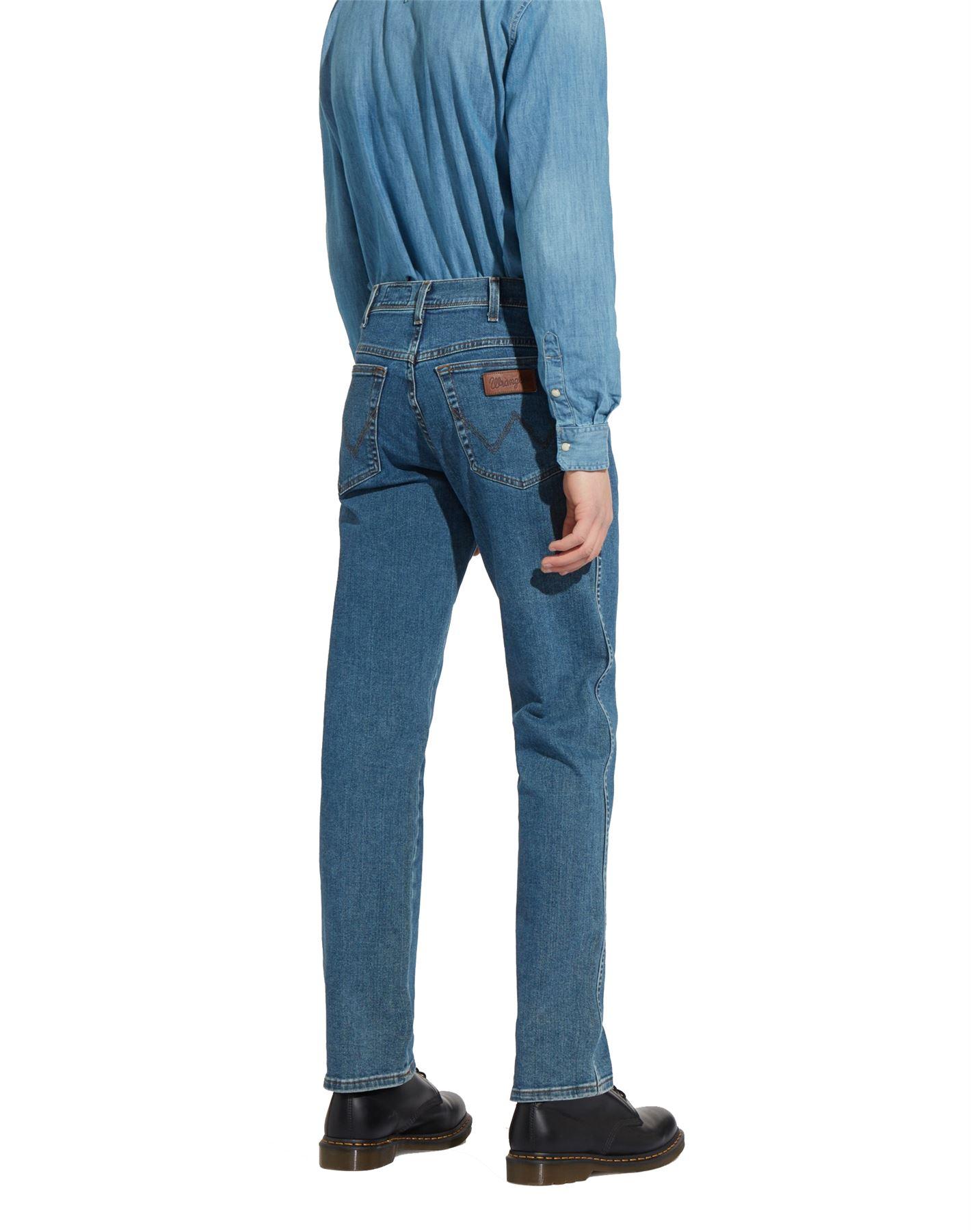 Wrangler Mens Texas Jeans W12133010