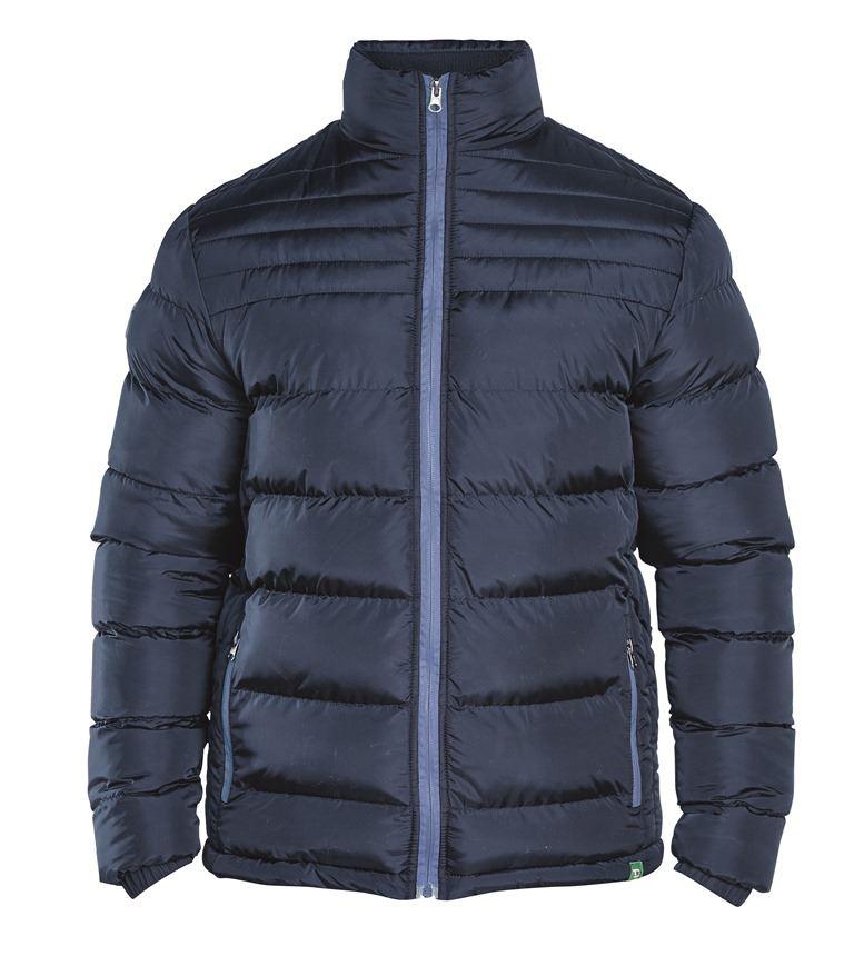 Duke D555 Big Tall King Size Mens Edmond Quilted Jacket Designer Puffer Coat