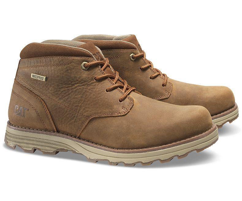 CAT Mens Elude Waterproof Boots | eBay