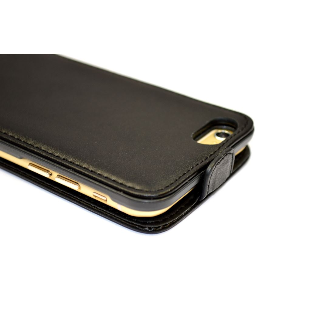 snakehive apple iphone 6 6s premium quality handy leather flip top case cover ebay. Black Bedroom Furniture Sets. Home Design Ideas