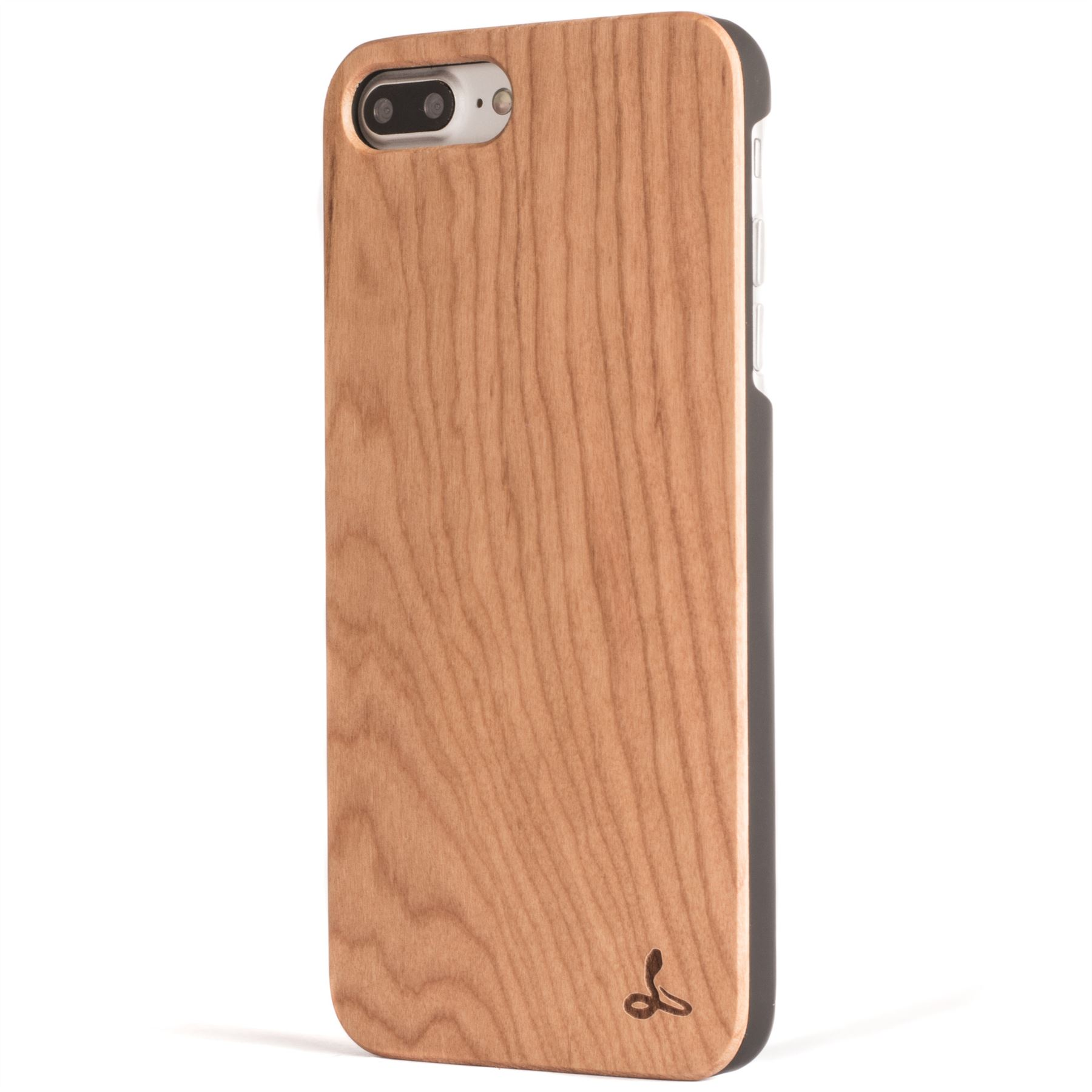 custodia iphone 7 plus legno