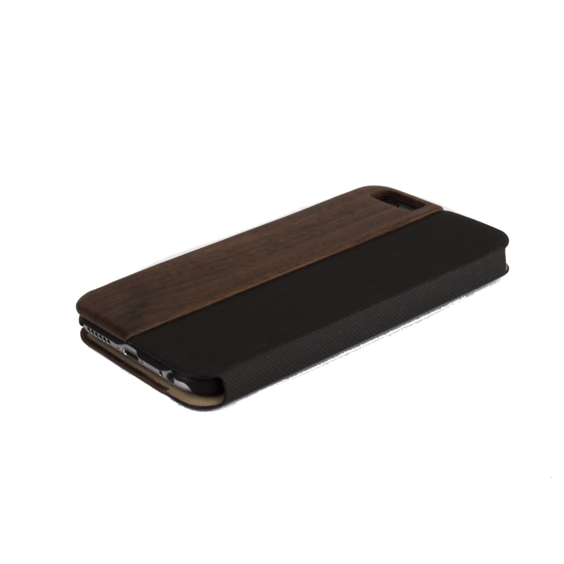 snakehive apple iphone 6 6s real wood leather wallet. Black Bedroom Furniture Sets. Home Design Ideas