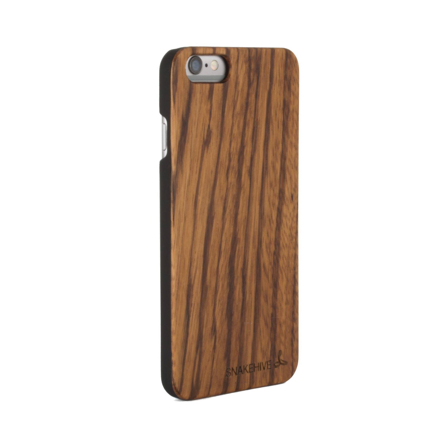 chrome for iphone snakehive 174 apple iphone 6 6s nat 252 rliche holz real wood 3900