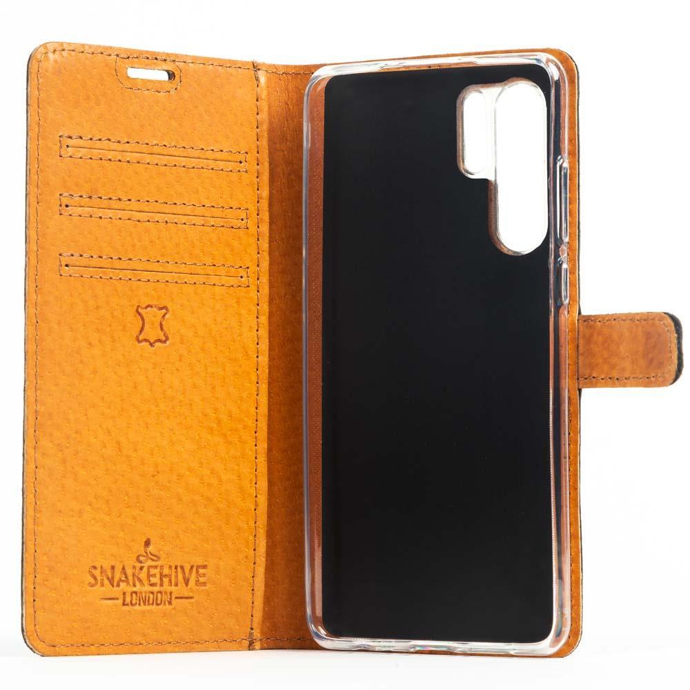Snakehive-Huawei-P30-Pro-Premium-Genuine-Leather-Wallet-Case-w-Card-Slots thumbnail 28