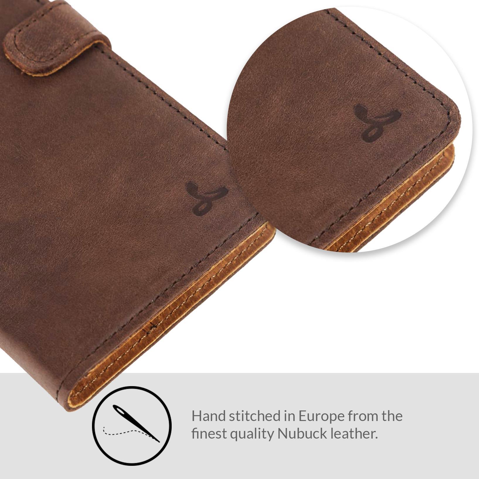 Snakehive-Huawei-P30-Pro-Premium-Genuine-Leather-Wallet-Case-w-Card-Slots thumbnail 9