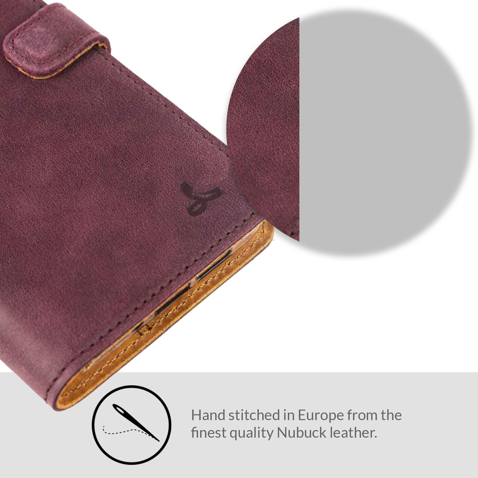 Snakehive-Huawei-P30-Pro-Premium-Genuine-Leather-Wallet-Case-w-Card-Slots thumbnail 17