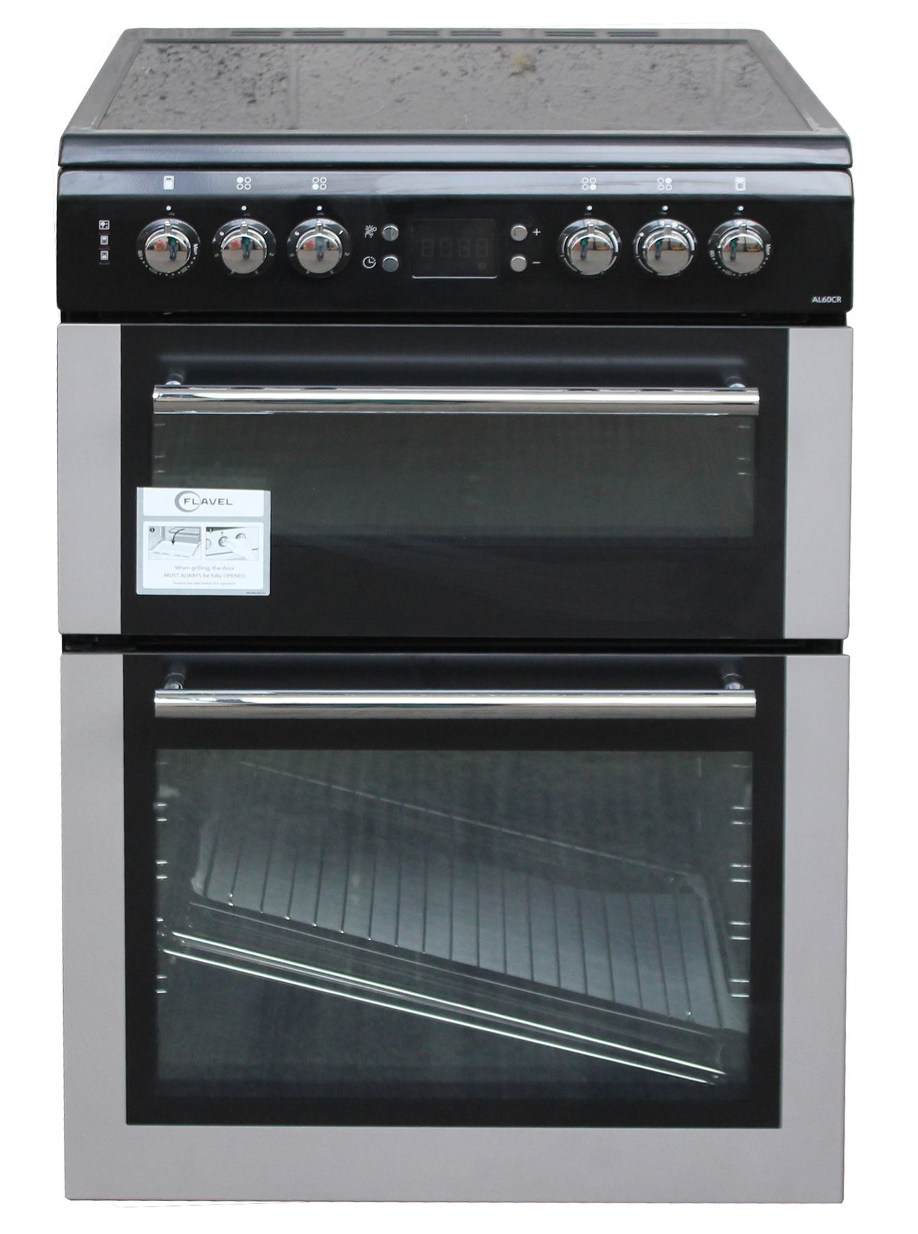 Leisure 60cm Electric Cooker Al60crk Mini Range Double