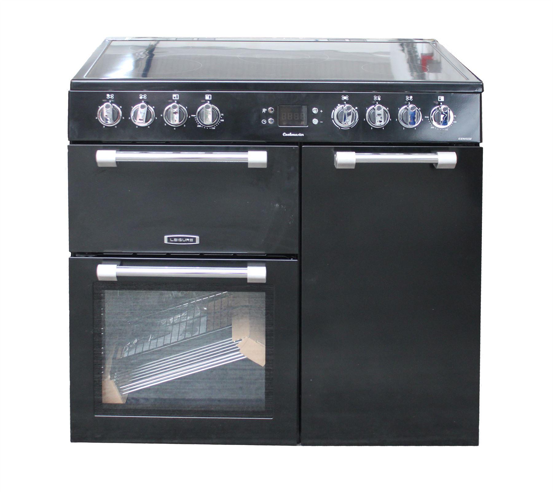Leisure 90cm Electric Range Cooker Ck90c230k Double Oven